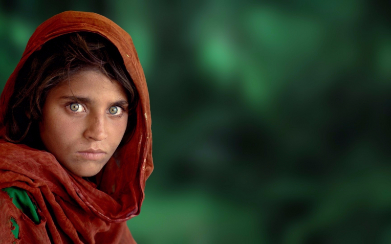 People Different people Afghan girl photo 030376 1