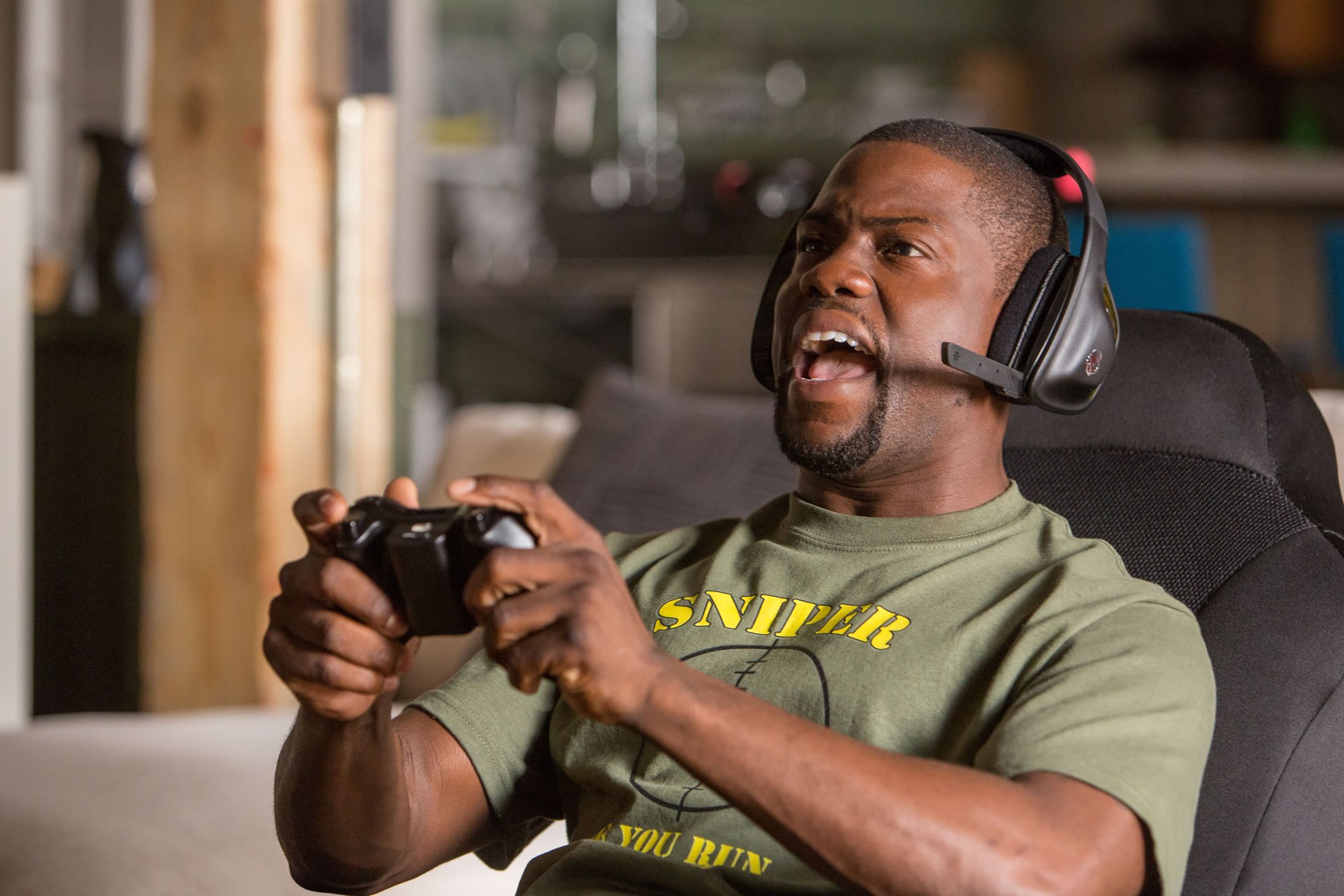 ride along kevin hart video game