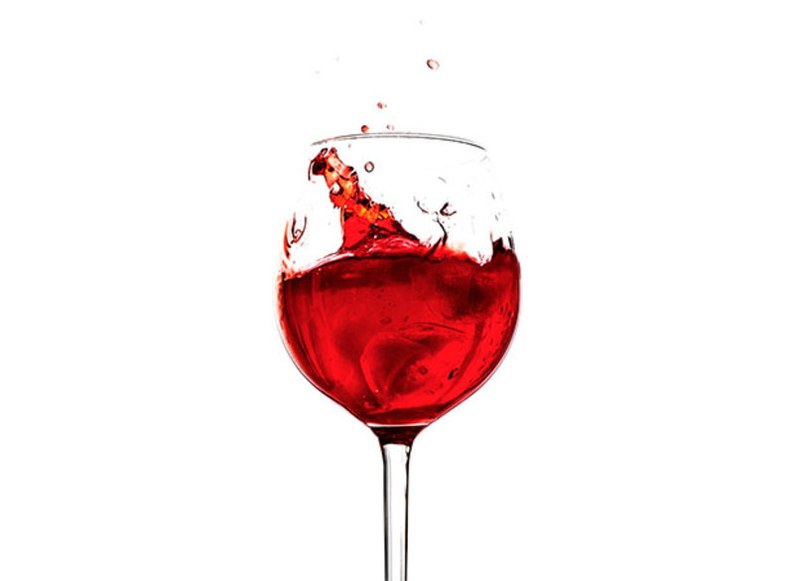 blogs daily details healthiest alcohol red wine