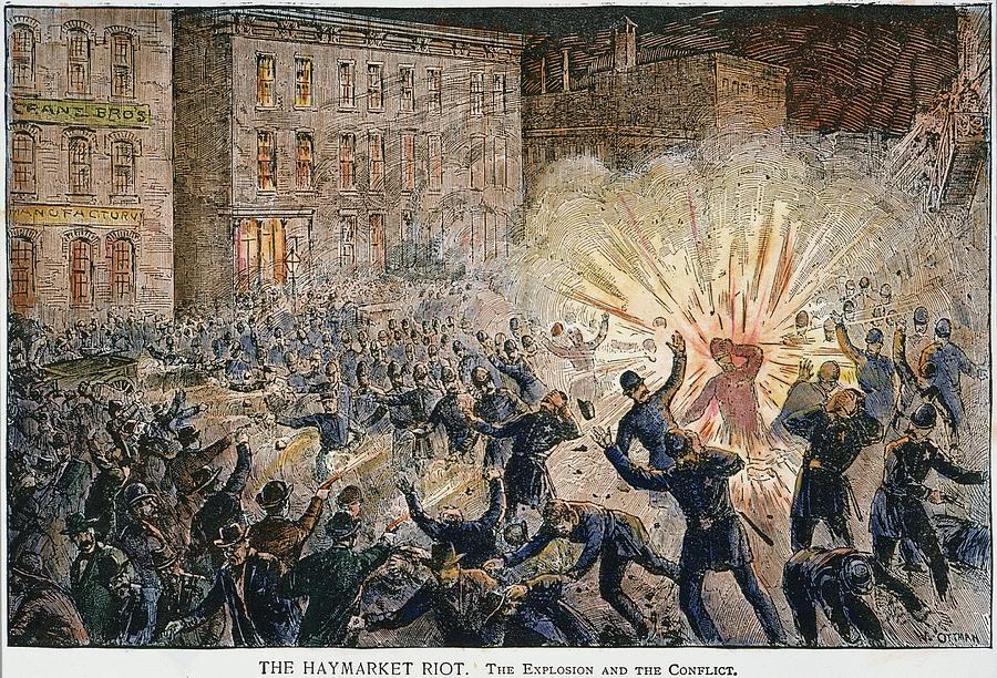 2 haymarket riot 1886 granger