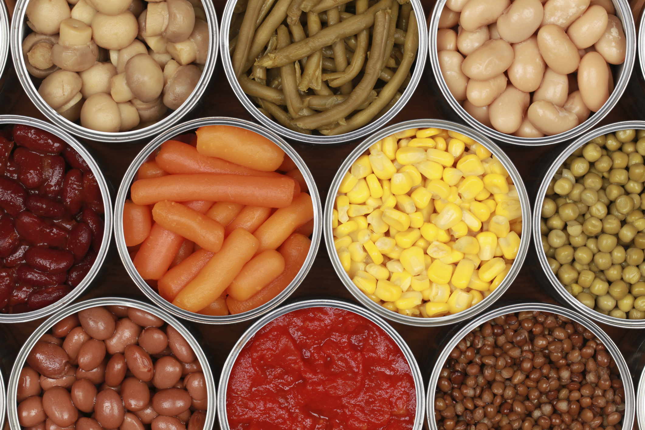 Meet the canned food capital of Britain