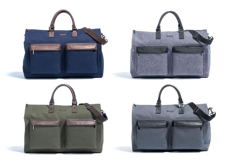 gallery 1503422070 es 082217 hook and albert weekender garment bag 2