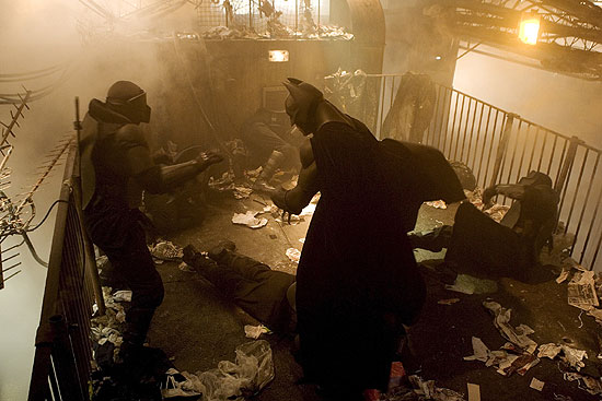 Batman fighting2