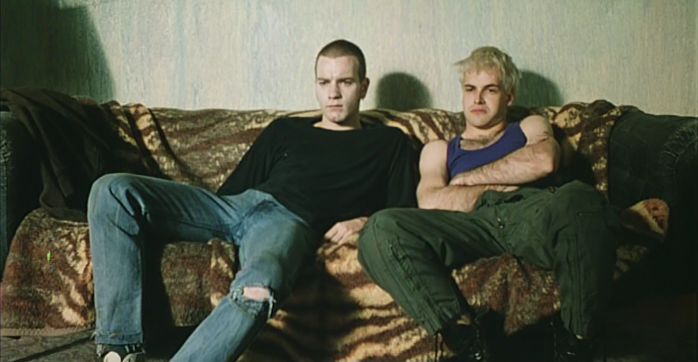 trainspotting ewan mcgregor jonny lee miller
