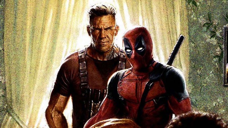 2018 movies deadpool2