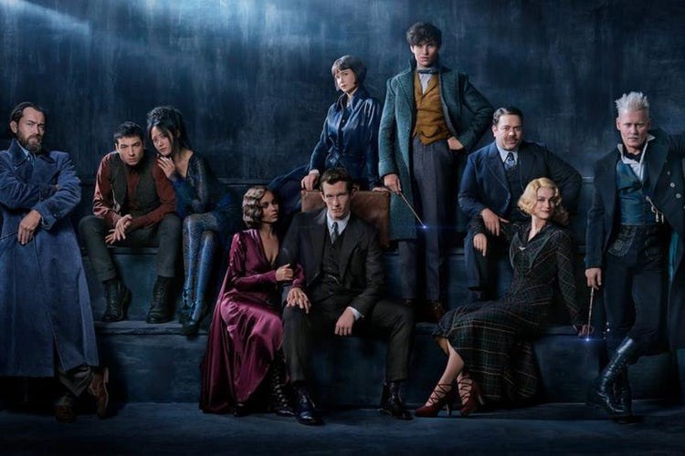 2018 movies fantastic beasts2