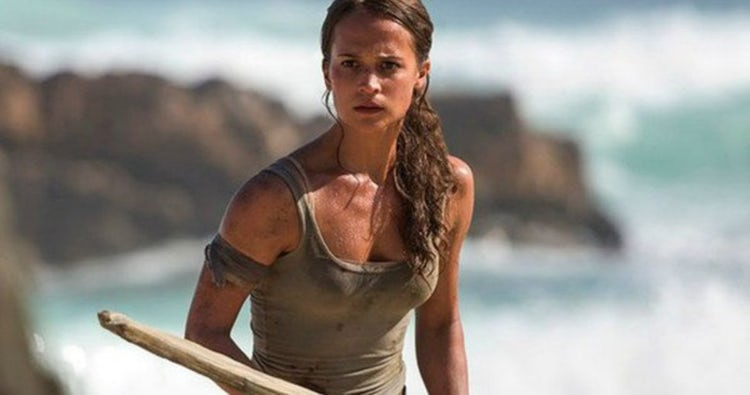 2018 movies tomb raider
