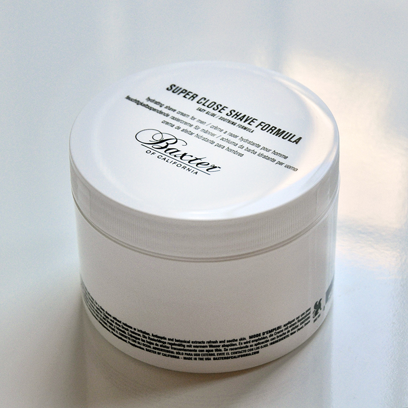 baxter of california shave formula