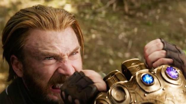 Avengers Infinity War Chris Evans Marvel