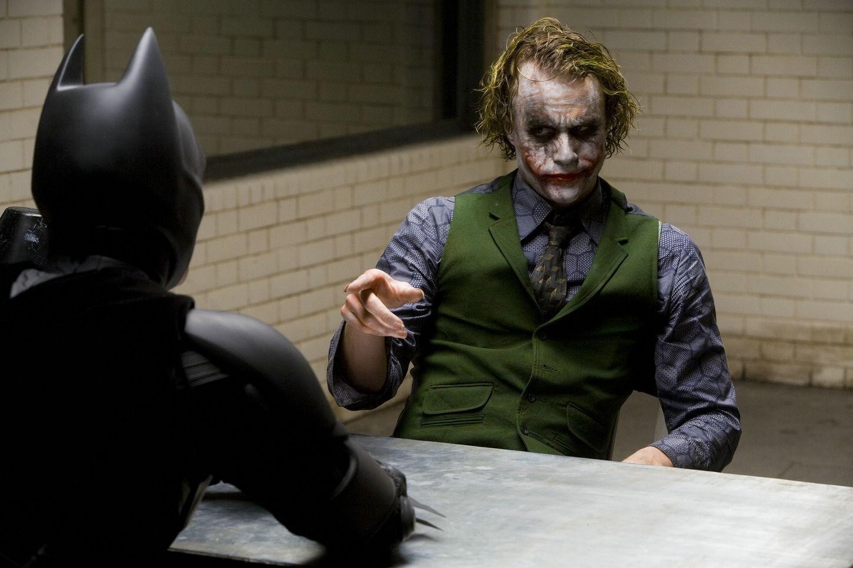 batman joker heath ledger