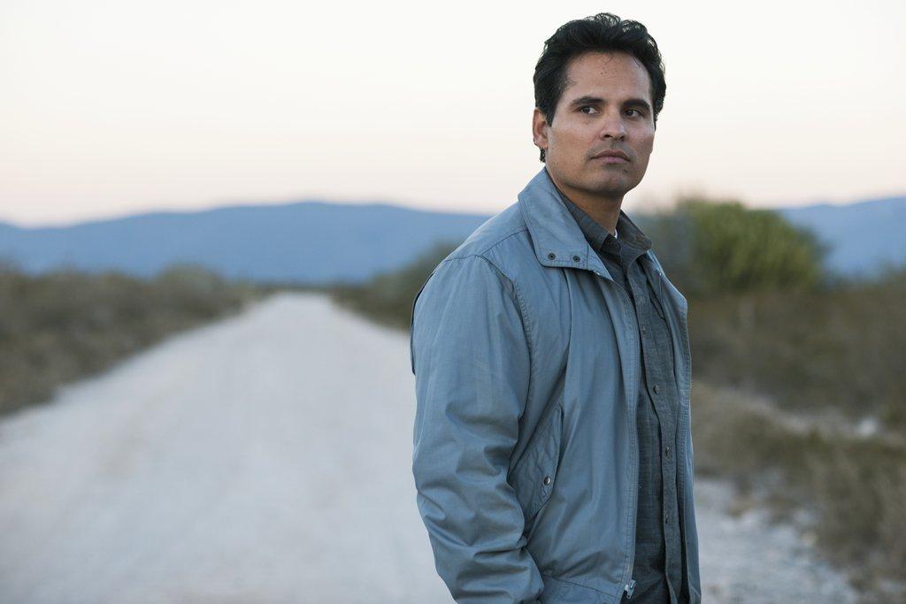 Who Does Michael Peñ Play Narcos Season 4