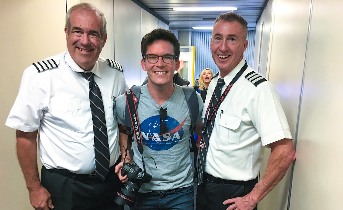 Jon Carmichael Southwest Pilots