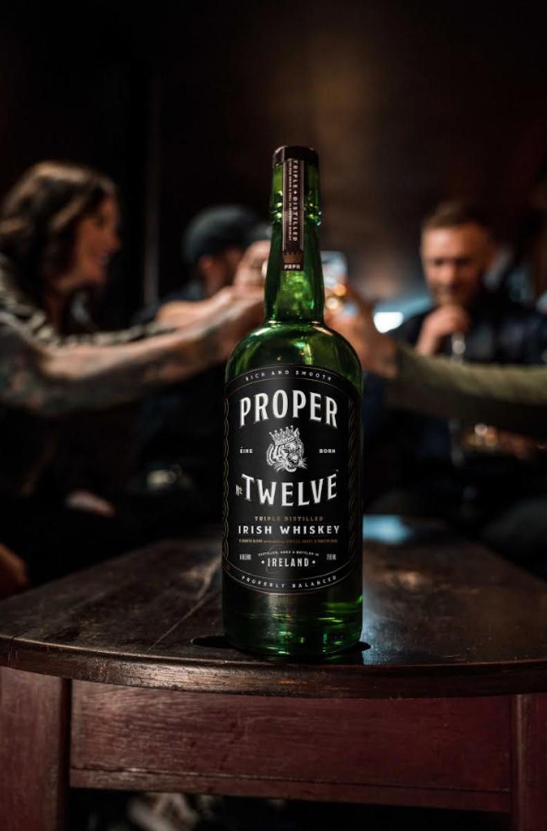 conor mcgregor irish whiskey