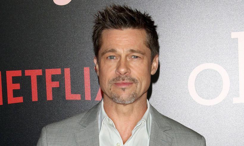 Brad Pitt netflix t