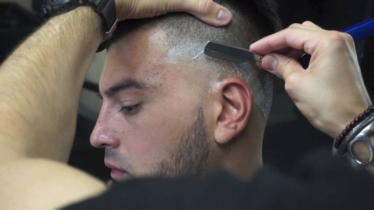 cutting and shaving