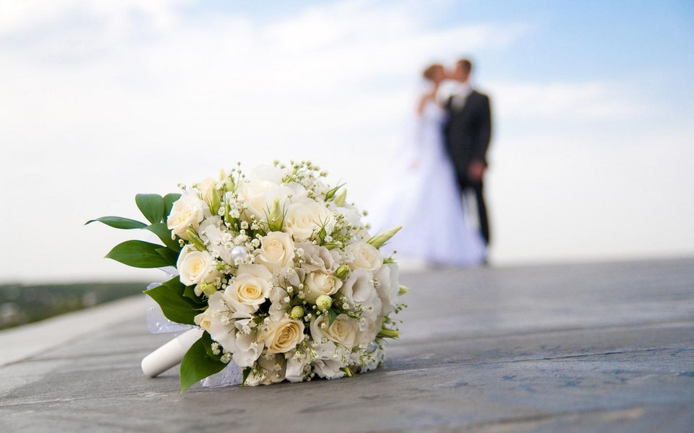 Happy Wedding Couple 1440x9001