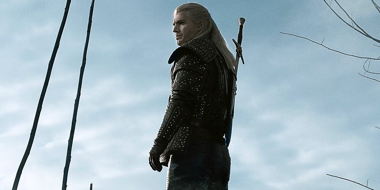 henry cavill as geralt in netflixs the witcher