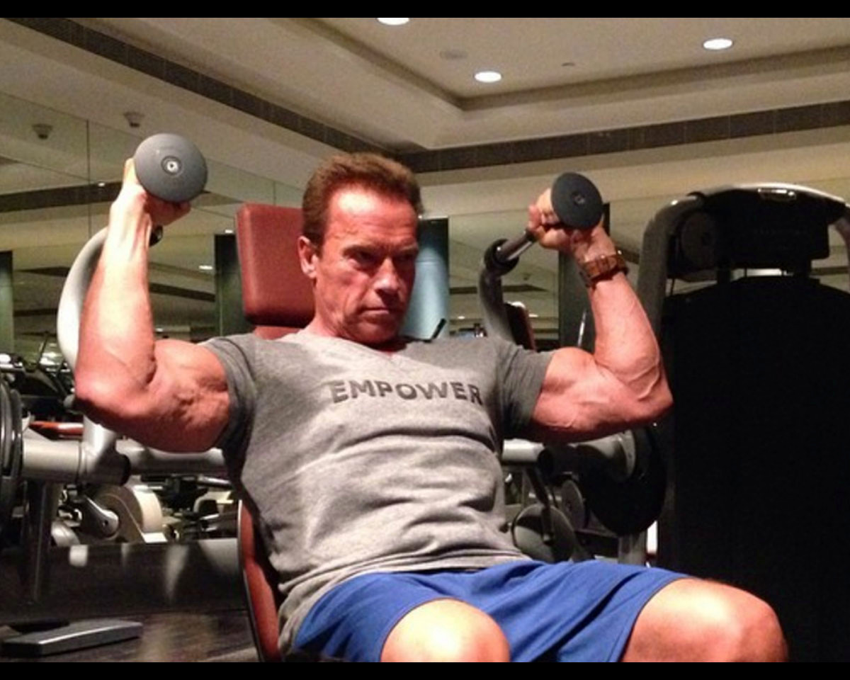 arnold instagram workout main