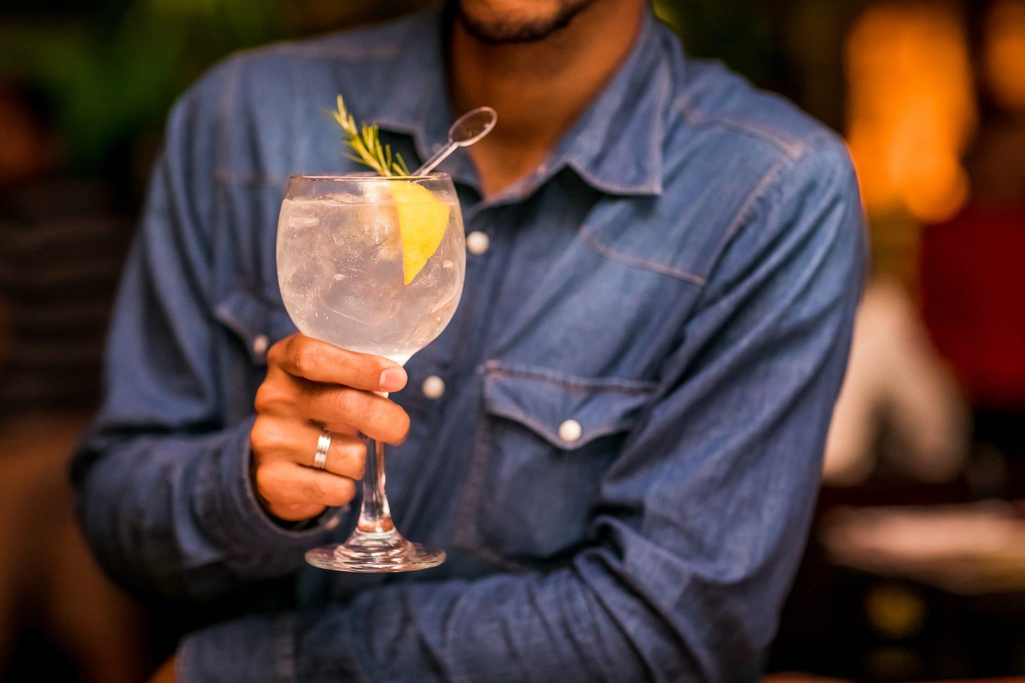 gin man