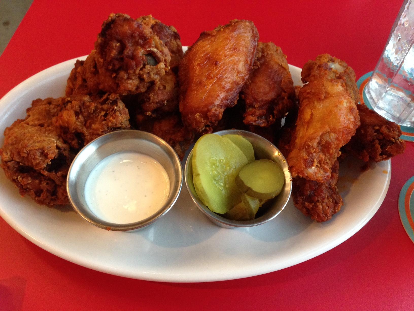 Big Lug Nashville Chicken