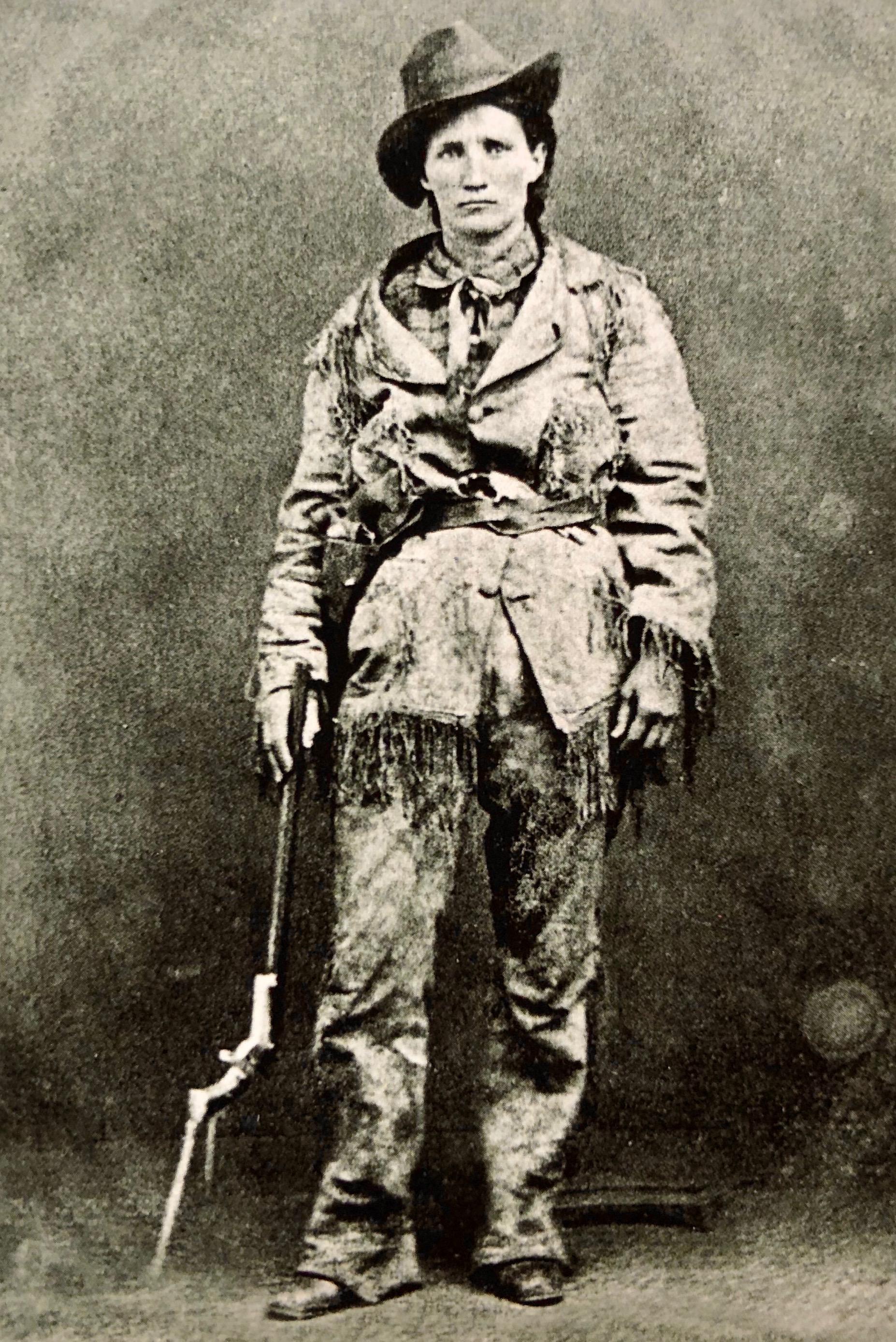 Calamity Jane frontierswoman