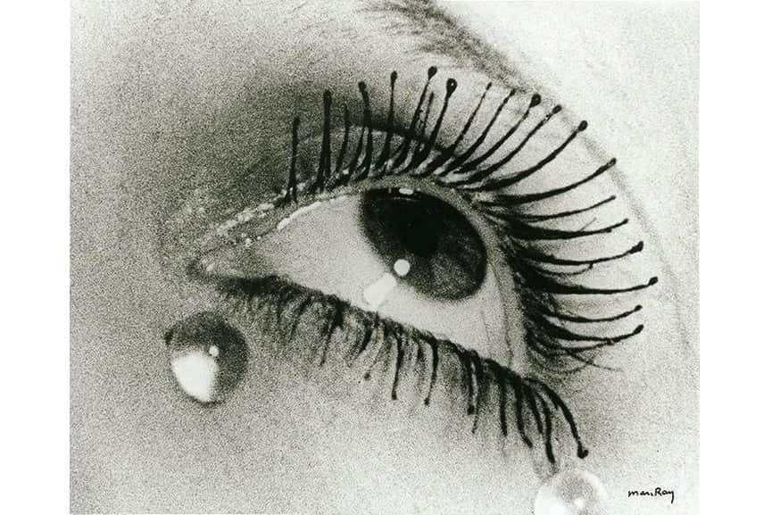 Man Ray Tears 1933 1958