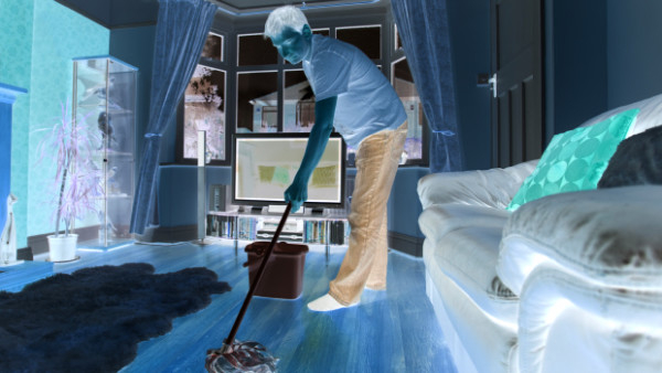 man cleaning house 600x338