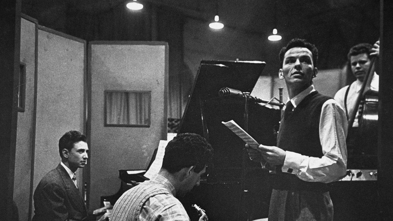 Gopnik Frank Sinatra