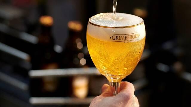 Grimbergen Beer