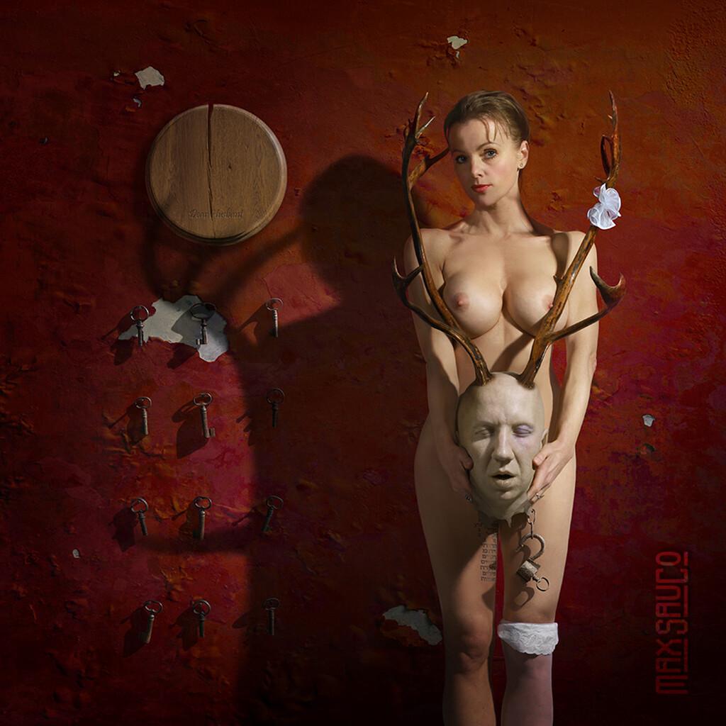 Οι σουρεάλ φωτογραφίες του Max Sauco παίζουν με το υποσυνείδητο