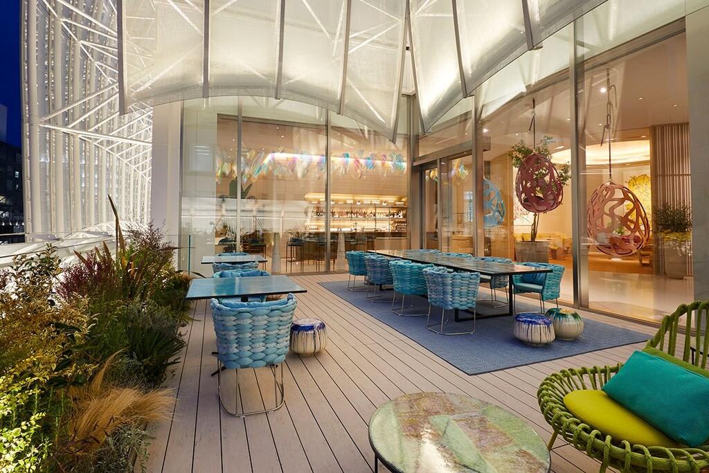Ο οίκος Luis Vuitton άνοιξε το δικό του εστιατόριο στην Ιαπωνία