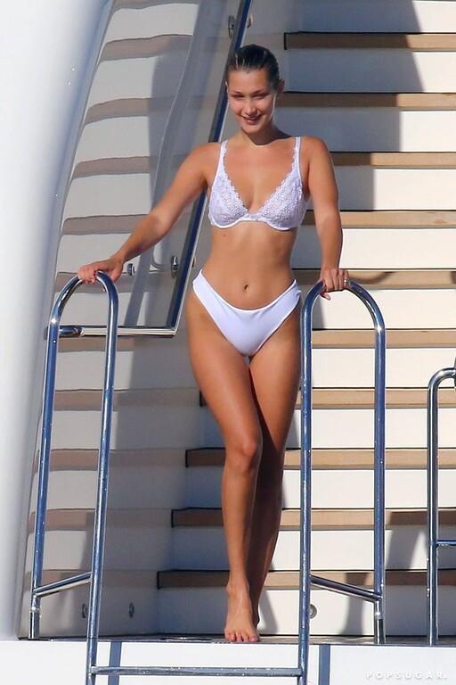 Αρκεί μία topless φωτογραφία της Bella Hadid για να σε πείσει να μείνεις μέσα;