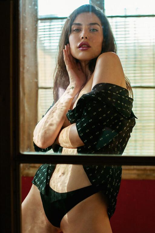 H Laura είναι η χαμένη αδερφή της Megan Fox
