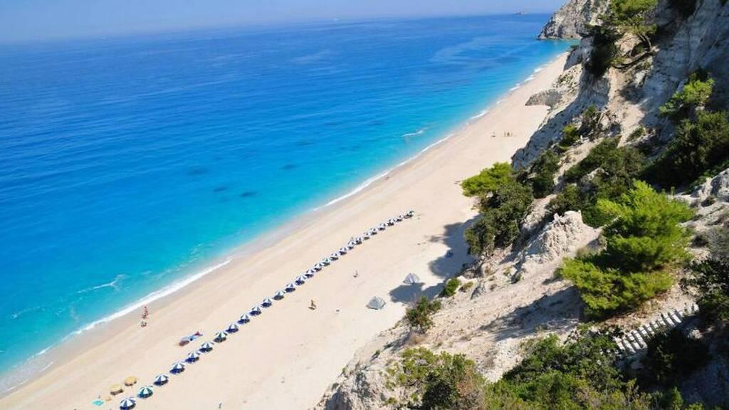 Η ωραιότερη παραλία της Ελλάδας είναι ξανά προσβάσιμη μετά από πολλά χρόνια  - RatPack.gr