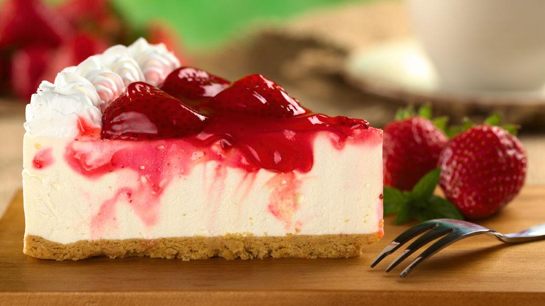 Το μυστικό στο Cheesecake βρίσκεται στην κρέμα