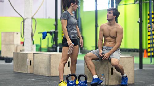 Η γυμναστική σε κάνει πιο ντούρο στο σεξ