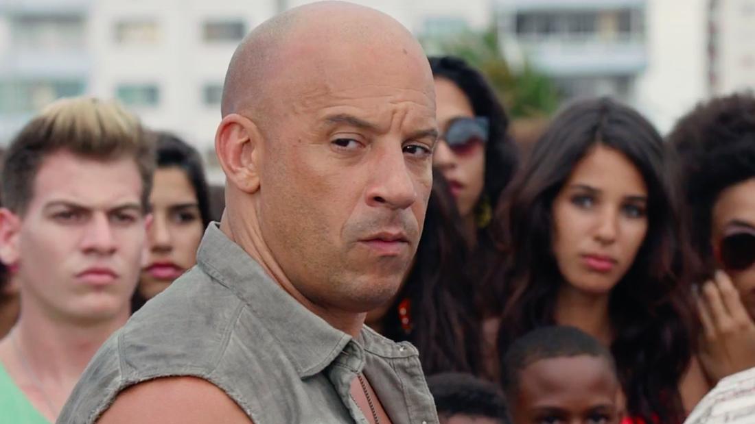 Αυτή τη φορά ο Vin Diesel είναι ο κακός