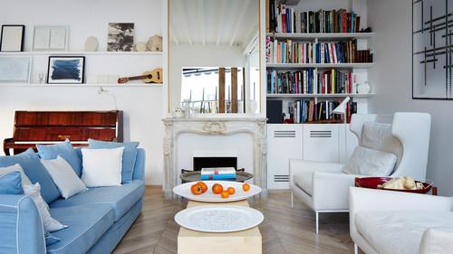 Αυτό δεν είναι διαμέρισμα, είναι «ναός» του design