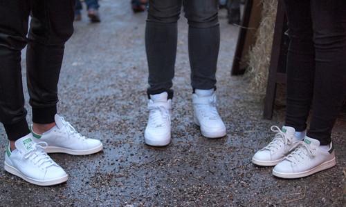 Μια λάγνα ματιά στα 25 καλύτερα sneakers όλων των εποχών