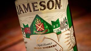 Τo Jameson σε βάζει σε ρυθμούς St. Patrick's Day