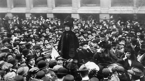 Η Ημέρα της Γυναίκας μέσα από τον επικό αγώνα μίας Σουφραζέτας