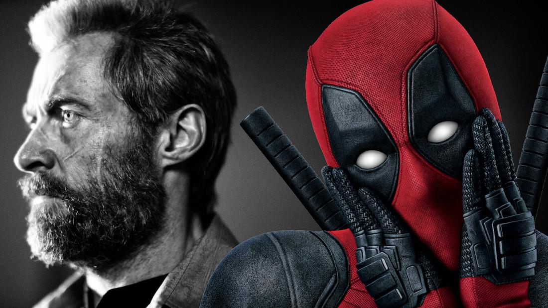 Ο Deadpool ρίχνει μαύρο δάκρυ πάνω από τον τάφο του Wolverine