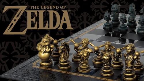 Η σκακιέρα του Zelda δεν έχει cheats