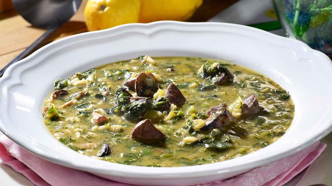 Είναι η μαγειρίτσα ό,τι καλύτερο έχει συμβεί σε κρεατόσουπα;