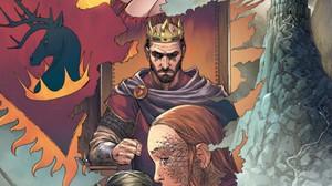 Θα αγόραζες το graphic novel του Game of Thrones;