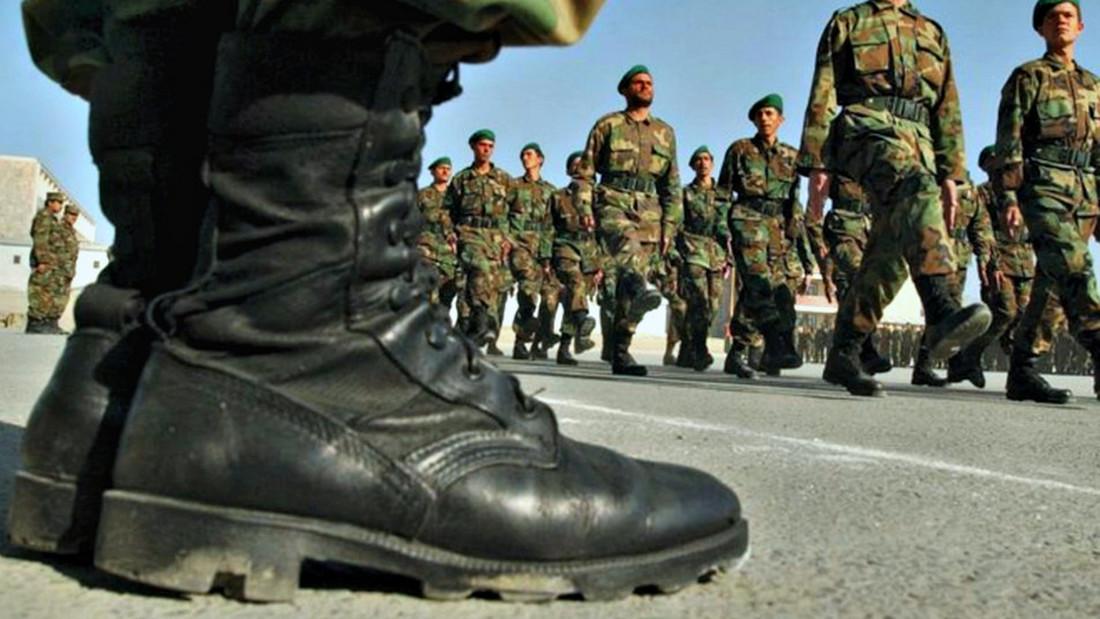 Τα τρία πατούμενα που σημάδεψαν την στρατιωτική μας θητεία