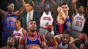 """Το νέο logo των Pistons έχει υπογραφή """"Bad Boys"""""""