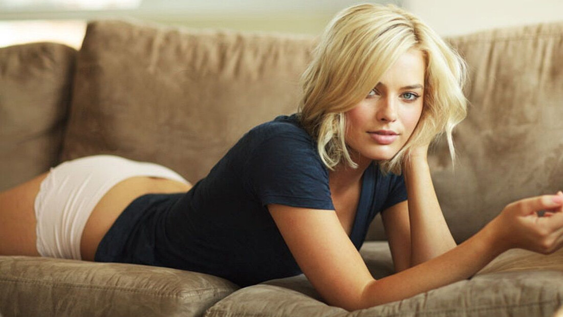 Η Margot Robbie είναι η απόδειξη πως οι άντρες προτιμούν τις ξανθιές