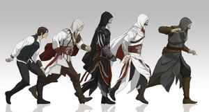 Πώς θα σου φαινόταν το Assassin's Creed σε anime;