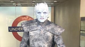 Oρδές White Walkers έφεραν τον Χειμώνα στο μετρό του Λονδίνου